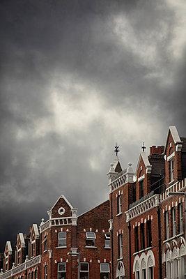 Victorian Buildings - p1248m1064066 by miguel sobreira