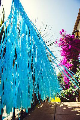Blauer Flitter - p904m1154403 von Stefanie Päffgen