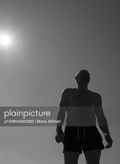 Man - p1508m2022382 by Mona Alikhah