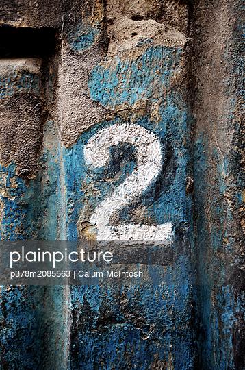 Blue - p378m2085563 by Calum McIntosh