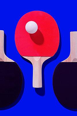 Ping pong - p1149m1592062 by Yvonne Röder