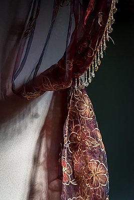 Curtain with beads - p1170m1444290 by Bjanka Kadic