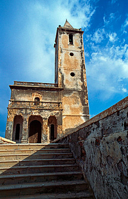 Abandoned church in Andalusia - p8850061 by Oliver Brenneisen