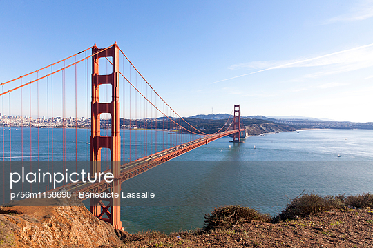 San Francisco - p756m1158698 von Bénédicte Lassalle