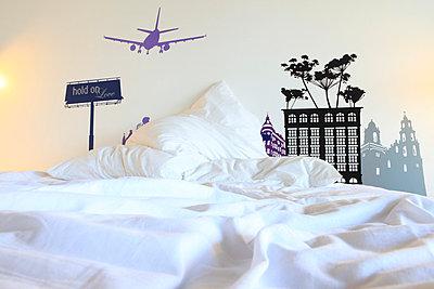 Hotelzimmer - p0452860 von Jasmin Sander