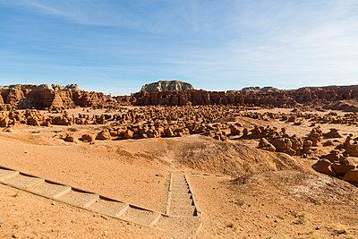 Landscape in Utah - p756m1584521 by Bénédicte Lassalle