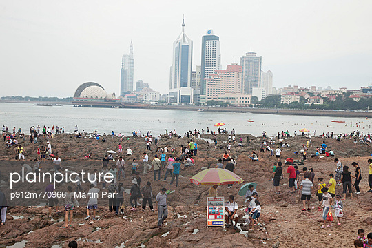Qingdao - p912m770966 by Martin Parr