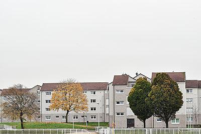 Wohngebiet - p587m1091787 von Spitta + Hellwig