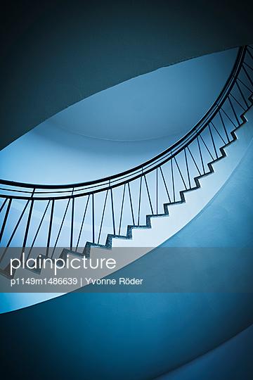 Treppenhaus - p1149m1486639 von Yvonne Röder