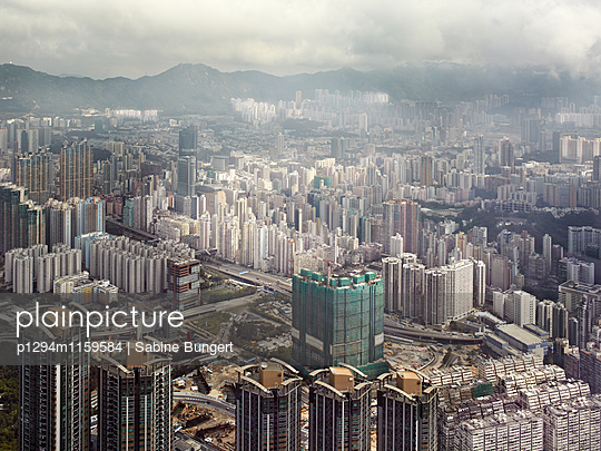 Hongkong - p1294m1159584 von Sabine Bungert