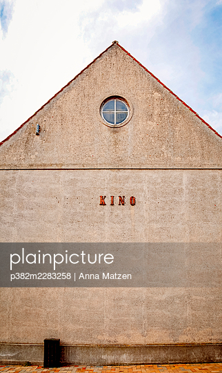 Cinema in Kerteminde - p382m2283258 by Anna Matzen