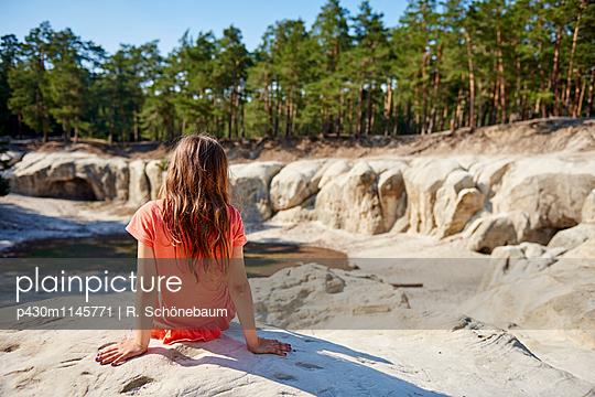 Sandhöhlen - p430m1145771 von R. Schönebaum