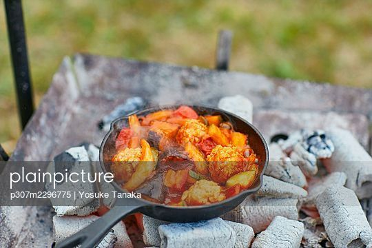 Camping - p307m2296775 by Yosuke Tanaka