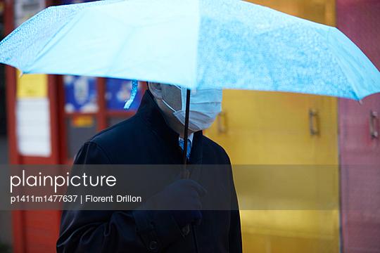 Tokio - p1411m1477637 von Florent Drillon