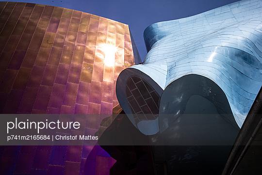 Museum of Pop Culture - p741m2165684 von Christof Mattes