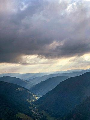 View from Feldberg - p382m2283268 by Anna Matzen