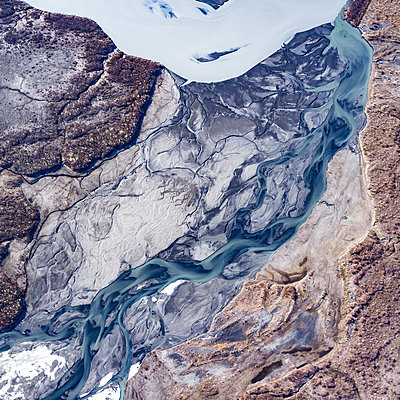 Flussdelta - p280m2064875 von victor s. brigola