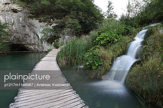Plitvicer Seen - p1217m1146087 von Andreas Koslowski