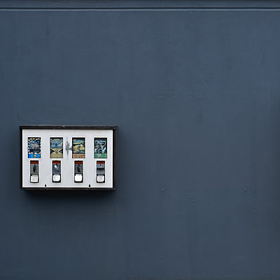 Gumball machine - p1578m2254228 by Marcus Hammerschmitt