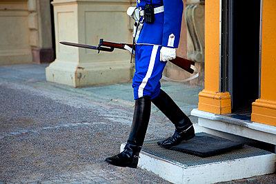 Swedish soldier - p772m670156 by bellabellinsky