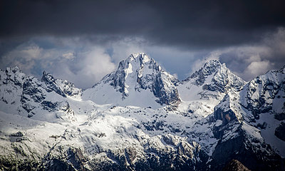 Dolomites - p1234m1051480 by mathias janke