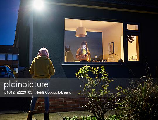Jugendliche - p1612m2223705 von Heidi Coppock-Beard