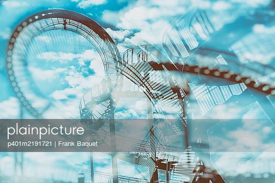 Tiger & Turtle Magic Mountain Duisburg - p401m2191721 by Frank Baquet