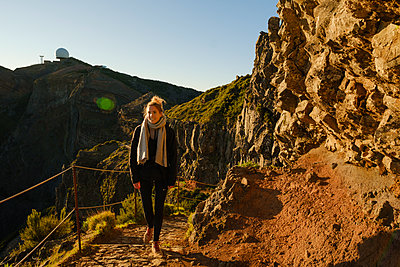 Hiking in Madeira - p1600m2175713 by Ole Spata