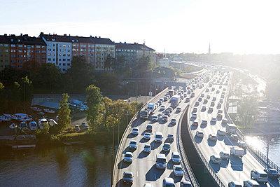Traffic Stockholm Sweden. - p31221722f by Plattform