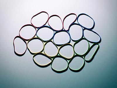 Rubberbands - p5840512 by ballyscanlon