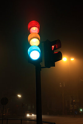 Traffic light - p629m794012 by C. A. Vogel