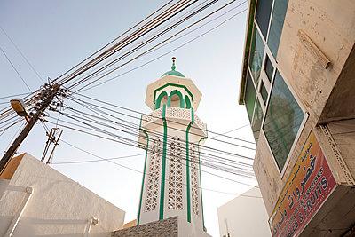 Minaret - p631m913002 by Franck Beloncle