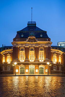 Laeiszhalle Hamburg - p1222m1222944 von Jérome Gerull