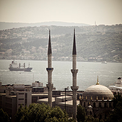 Minarets in Turkey - p5863543 by Kniel Synnatzschke