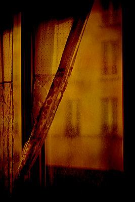 Windows, Paris, France - p1028m2248713 by Jean Marmeisse