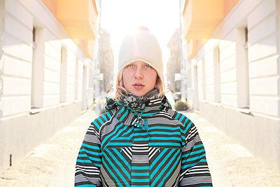 In Winterausstattung - p1247m1144222 von Hannes S. Altmann