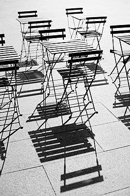 Straßencafé - p1340m1182213 von Christoph Lodewick