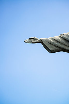 Statue of Christ - p1170m1090767 by Bjanka Kadic