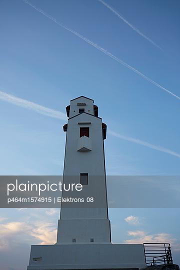 Leuchtturm - p464m1574915 von Elektrons 08
