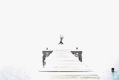 Watching Jump - p1082m1589788 by Daniel Allan