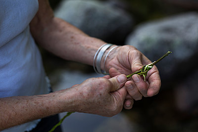 The old hands  - p1286m1105181 by Laurent Deglicourt