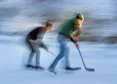 Eishockey - p1649m2253082 von jankonitzki