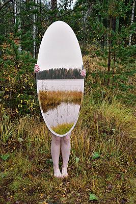 Spiegel - p322m989718 von Karoliina Norontaus