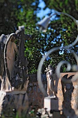 Graveyard in Spain - p8850134 by Oliver Brenneisen