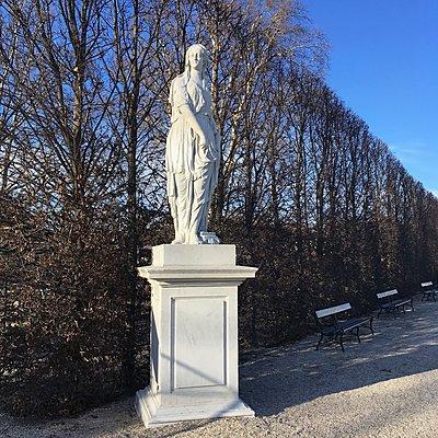 Schlosspark Schönbrunn - p1401m1538640 von Jens Goldbeck