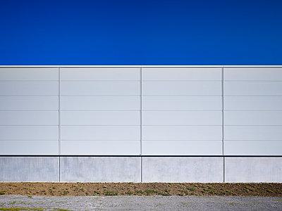 Storage depot facade - p280m1137359 by victor s. brigola