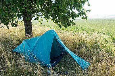 Übernachtung am Wegesrand - p1079m1184971 von Ulrich Mertens
