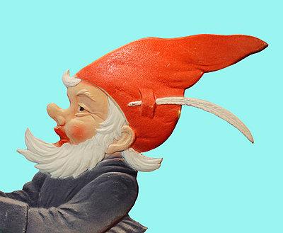 Garden gnome - p4500576 by Hanka Steidle