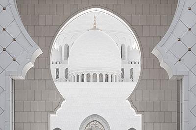 Scheich Zayed Moschee - p1273m1467585 von melanka