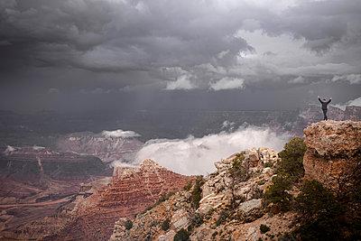 Landschaft Grand Canyon - p1275m1176727 von cgimanufaktur
